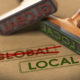 global vs local stamps, the rise of protectionism