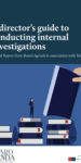 Director's Guide to Internal Investigations