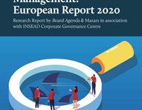 Leadership in Risk Management report
