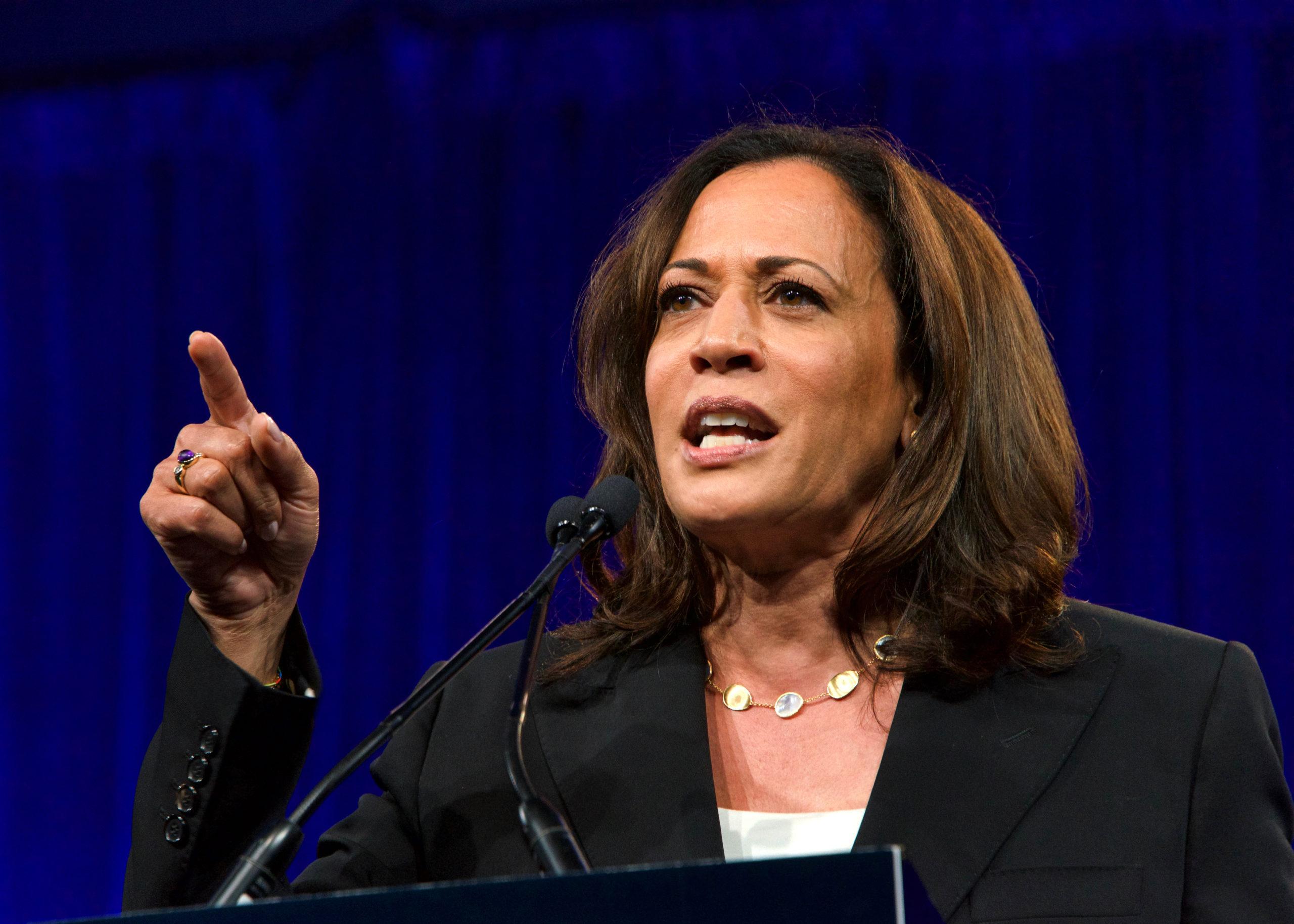 Kamala Harris, running mate of Joe Biden