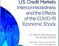 SEC US Credit Markets COVID-19 Report