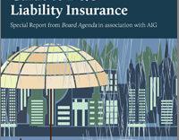 Board Directors Guide to D&O Liability Insurance - November 2020 - AIG & Board Agenda