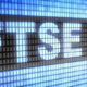 FTSE index sign