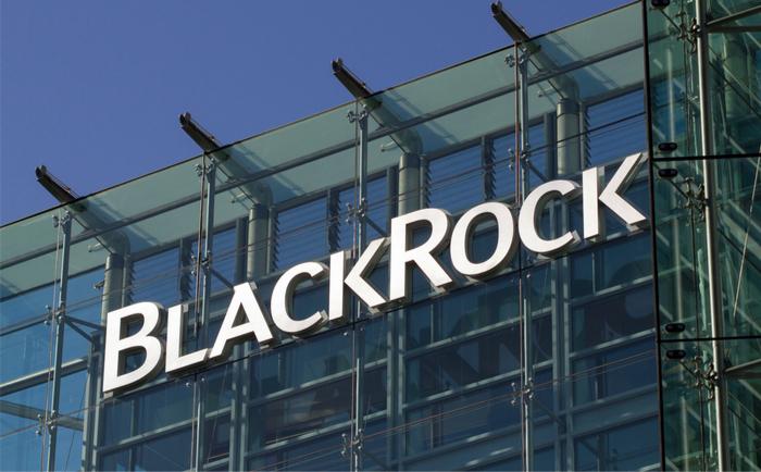 BlackRock offices in San Francisco