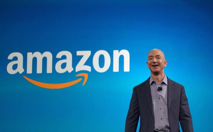 Jeff Bezos, founder CEO of Amazon