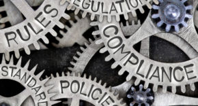Cogs and wheels of compliance, rules, policies