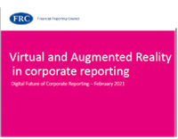 FRC VR and AR report