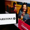 Marston's website and logo