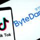 ByteDance and TikTok logos