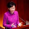 Carrie Lam, chief executive of Hong Kong's Legislative Council