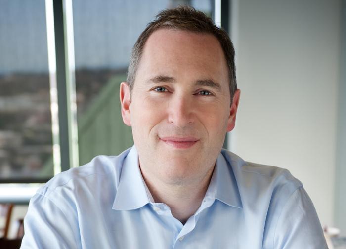 Andy Jassy, Amazon CEO