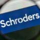 Schroders logo on website