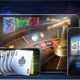 Gambling technology on mobile devices