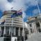 New Zealand parliament buildings in Wellington